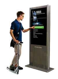 Software Feature Touch Screen Kiosks