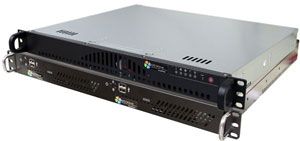 Digital Signage rack-mount player
