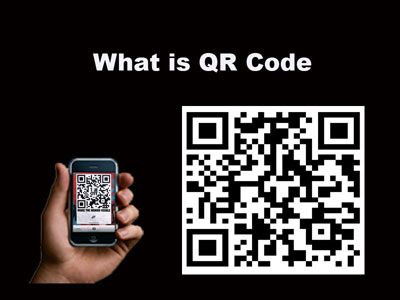 QR Codes In digital signage