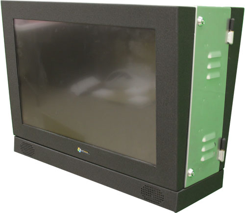 Digital Signage Pump top