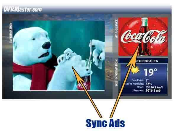 Sync Ads Feature