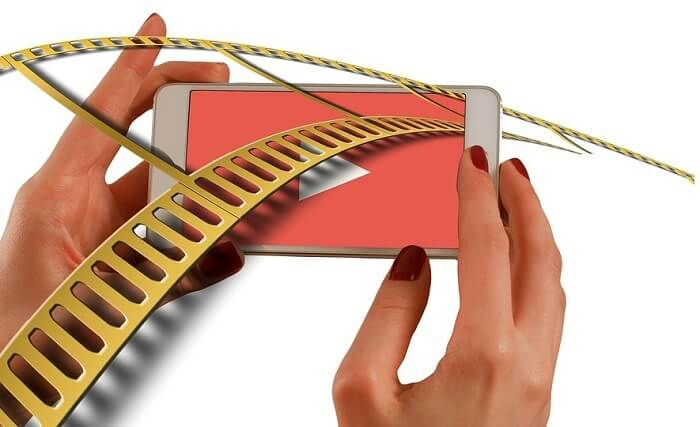 digital signage video