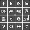 Digital Signage Social Media content