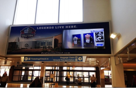 Travel With Digital Signage
