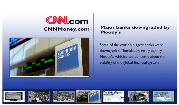CNN Money App Released in Content Store