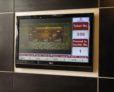 Digital Signage Helps Increase Customer Satisfaction
