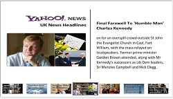 UCView Launches Yahoo U.K. News Signage Content