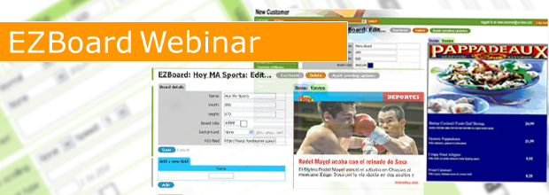 Webinar: How to Use EZBoard Session 1