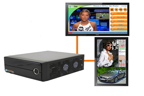 What is a Digital Signage Player?