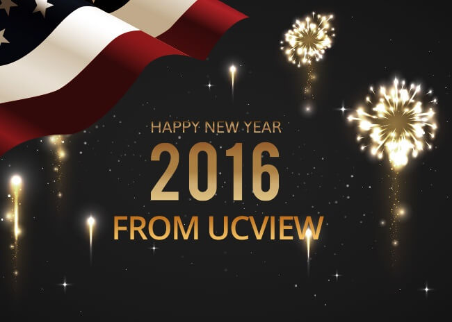 Happy New Year from the UCView Team