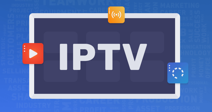 What is IPTV/ VOD/ OTT streaming?