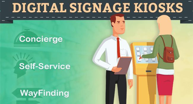 What Digital Signage Kiosks Can Do for You