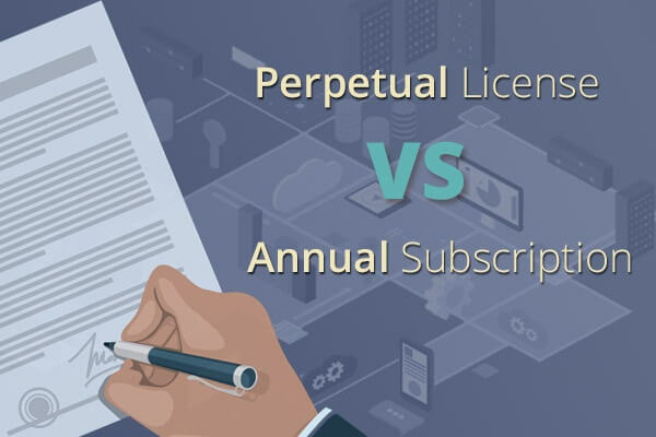 Image result for Subscription Licenses Vs Perpetual Licenses
