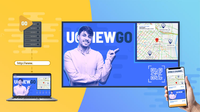 UCView Go - Content On the Go