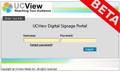 UCView Version 3 Features