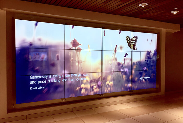 Factors To Consider Before Installing Your Digital Signage Video Wall