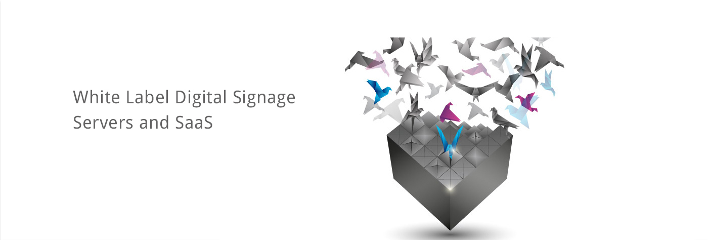 White Label Digital Signage Software And Servers